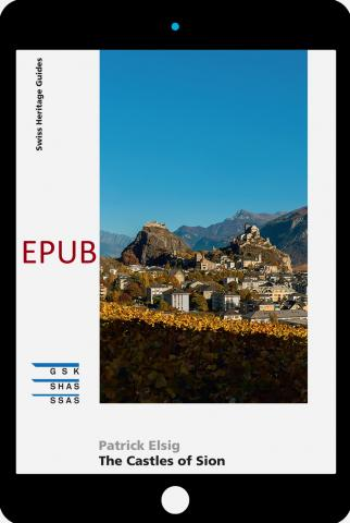 Cover «EPUB The Castles of Sion»